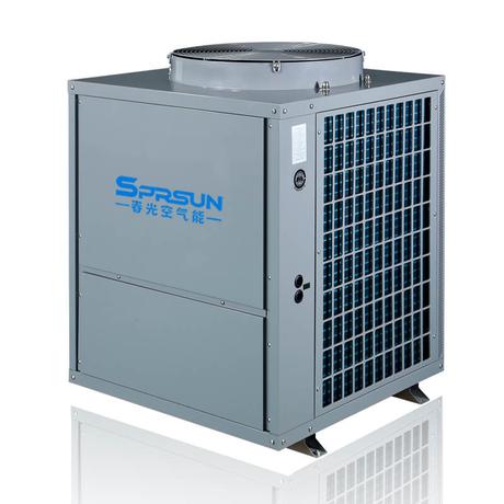 9.5KW to 24.5KW Monoblock Top Discharge Air Source Heat Pump Hot Water Heater