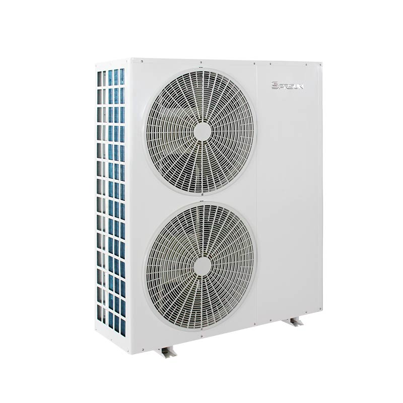 16-18KW A+++ DC Inverter Monoblock Air Source Heat Pump for Hot Water Home Heating Cooling