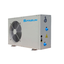 4.2-9.5KW Air Source Swimming Pool Heat Pump Water Heater